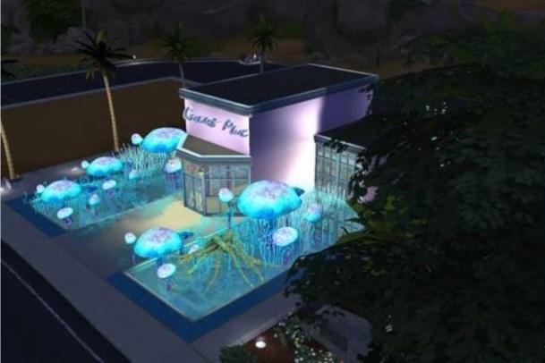casa moderna para sims 4