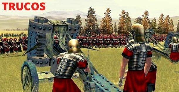 Trucos de Rome: Total War para PC