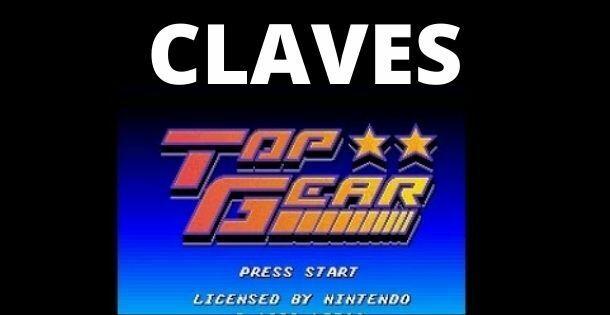 Claves de Top Gear