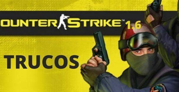 Trucos para Counter-Strike 1.6