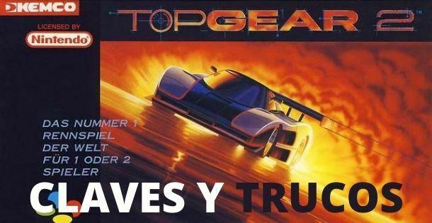 Claves y Trucos Top Gear 2