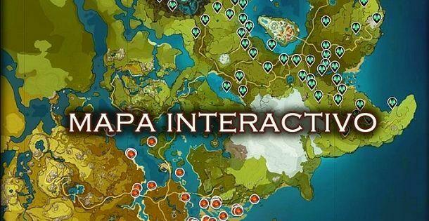mapa interactivo genshin impact