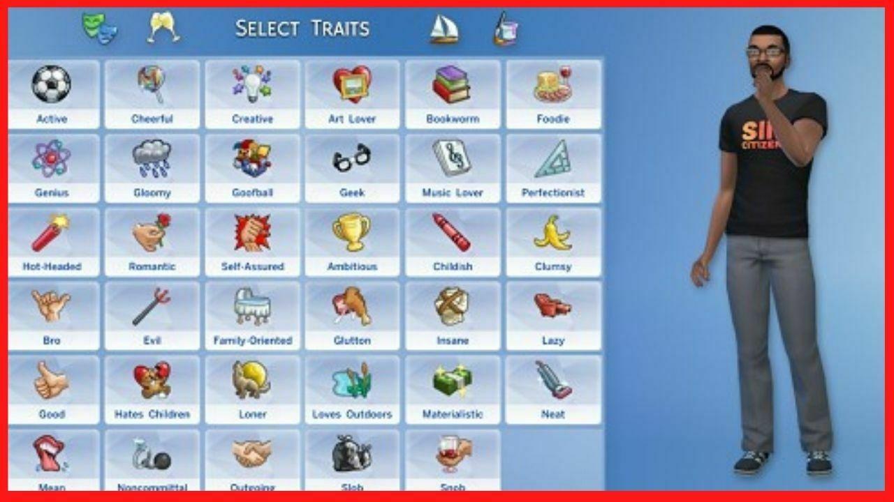 Cómo Cambiar Rasgos En Los Sims 4
