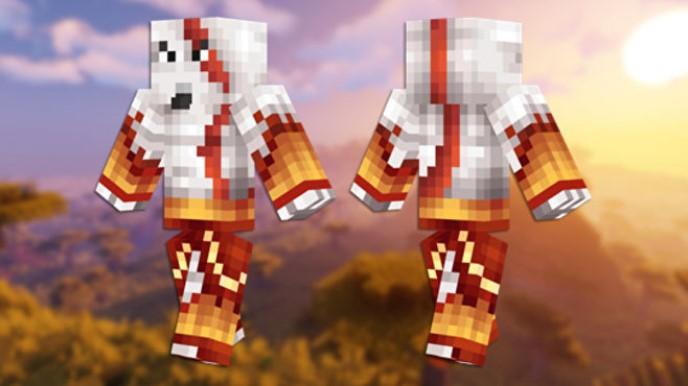 Skin de Kratos