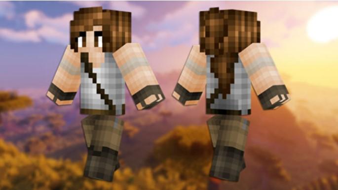 Skin de Lara Croft (Tomb Raider)