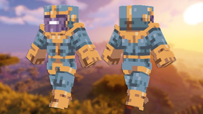 Skin de Thanos