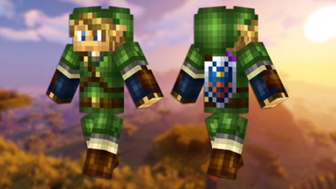 Skin de enlace (Legend of Zelda)
