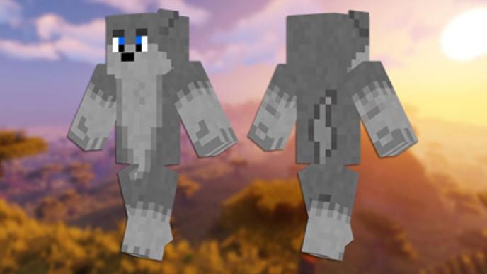 Skin de lobo