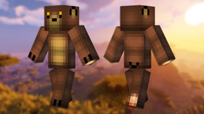 Skin de oso