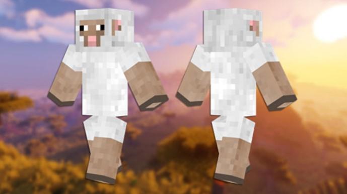 Skin de oveja
