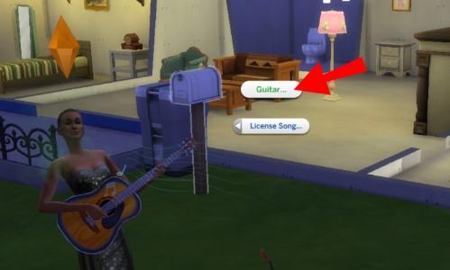 ¿Cómo escribir canciones más rápido en Sims 4?