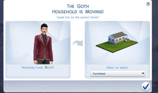 Mudar a un Sim en los Sims 4