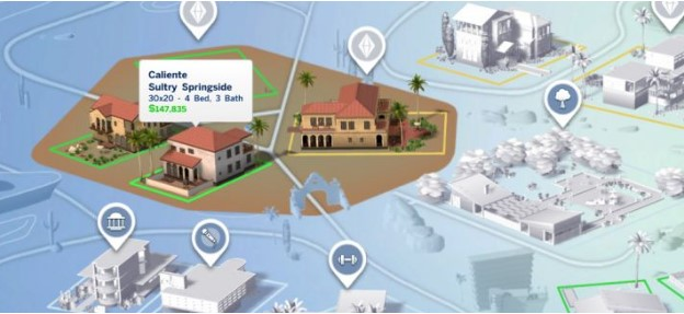 Cómo mudarse a un nuevo hogar en los Sims 4